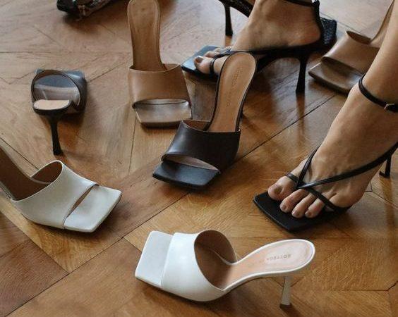 Модные женские сандалии лето 2020
