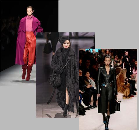 Самые модные пальто и куртки осень-зима 2020/2021