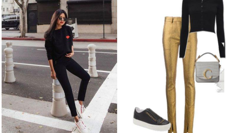 Самые модные узкие брюки: тенденции осень-зима 2020/2021
