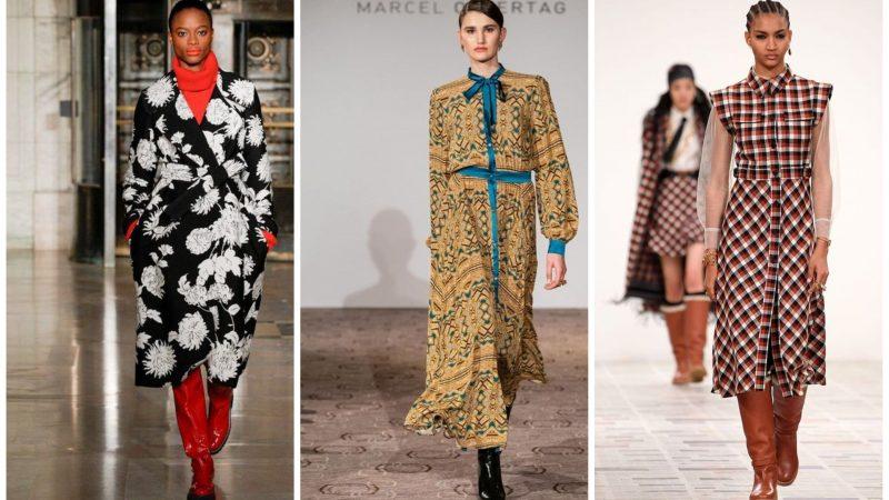 Модные принты 2020: какой выбрать этой осенью