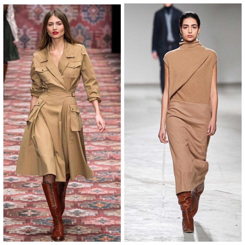 самые модные платья 2021