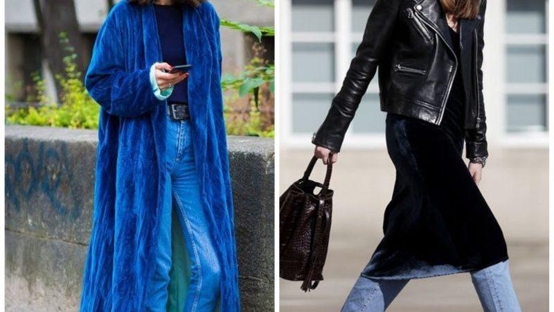 Модные тенденции 2020/2021: одежда из бархата