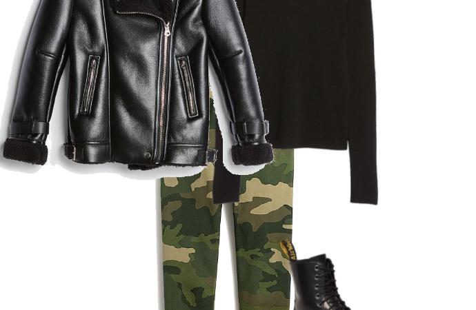 С чем носить черную водолазку: создаем стильный образ
