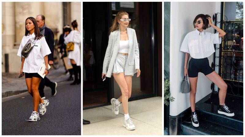 Модные кроссовки 2021: какие выбрать