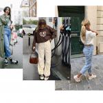 Свободные джинсы 2022